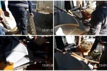 Marmaris'te Zabıtalar Hurdacıdan, Mazgal Kapağı Topladılar