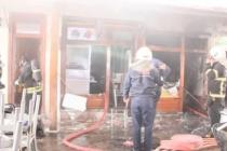 Menteşe'de Köftecide Çıkan Yangın Hasara Yol Açtı