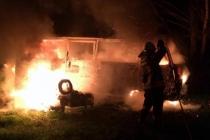 Muğla'da Araçta Çıkan Yangında, Aracın İçinde Bulunan Şahıs Hayatını Kaybetti
