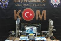 Muğla'da Kaçakçılık Operasyonları: 6 Tutuklama