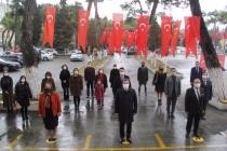 Okullarda İstiklal Marşı Töreni