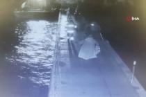 """""""Sefirin Kızı"""" Dizi Ekibi Bodrum'da Denize Düşen 2 Kişiyi Kurtardı"""