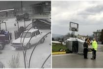 Seydikemer'de Trafik Kazası: 1 Yaralı!