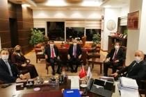 AK Parti Genel Başkanvekili Kurtulmuş ile Genel Başkan Yardımcısı Canikli Muğla'da Ziyaretlerde Bulundu