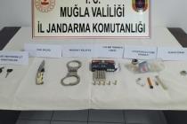 Bodrum'da Motosiklet Hırsızları Yakalandı