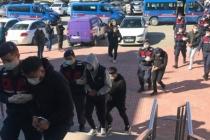 Bodrum'da Uyuşturucu Operasyonunda Yakalanan 12 Kişi Adli Kontrol Şartıyla Serbest Bırakıldı