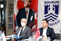 Büyükşehir'den Bodrum'a Tarihi Yatırım