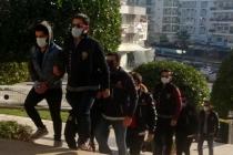 Marmaris'te Uyuşturucu Tacirleri Adliyeye Sevk Edildi