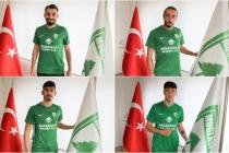 Muğlaspor'dan Transferin Son Gününde 4 İmza!