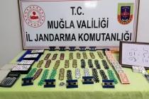 Ula'daki Kumar Operasyonunda 18 Kişiye 56 Bin 448 Lira Ceza Kesildi