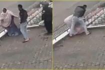 Ankara'da, Somalili Kadın, Komşusu Tarafından Sokak Ortasında Darbedildi