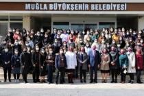 Başkan Gürün, Belediyedeki Kadınların Gününü Kutladı