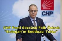 CHP'den İlk Değerlendirme: Milletin Başına Damattan Daha Büyük Taş Düştü