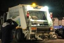 Fethiye'de Çöp Kamyonunda Patlayan Madde İşçinin Yüzünü Yaktı