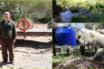 Kelebekler Vadisi'nin Suyuyla 33 Yıl Tarla Sulamışlar