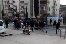 Milas'ta 2 Kişinin Yaralandığı Kaza Sonrası Tekme Tokat Kavga Çıktı