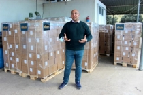Milas'tan Malezya'ya 6,5 Ton Zeytinyağı İhraç Edildi