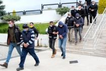 Muğla'da, 23 Adresteki Eş Zamanlı Tefeci Operasyonunda 6 Tutuklama