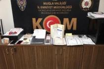 Muğla'da Tefecilere İkinci Dalga Operasyonu: 6 Gözaltı