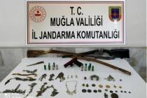 Ortaca'da Tarihi Eser Operasyonu: Bir Şüpheli Gözaltına Alındı