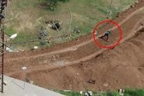 Diyarbakır'da Kaçak Elektrik Kullanımını Tespit İçin Havalanan Drone'u Taşladılar!