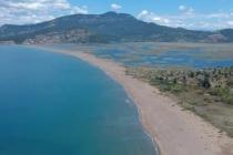 Dünyaca Ünlü İztuzu Sahilinin Konukları Caretta Carettalar, Yumurta Bırakmaya Başladı