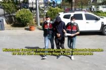 Fethiye'de, Kesinleşmiş Hapis Cezası Bulunan Hükümlü JASAT Ekipleri Tarafından Yakaladı