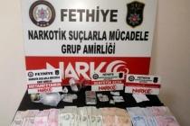 Fethiye'de Yapılan Uyuşturucu Operasyonunda Bir Kişi Gözaltına Alındı