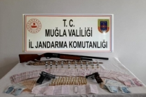 Jandarmadan Ula'da Tefecilik Operasyonu