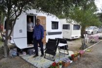 Marmaris'te Tam Kapanma Öncesi Çadır ve Kamp Alanları Dolmaya Başladı