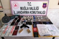 Milas'ta Araçların Motor ve Şasi Numaralarını Silen 4 Kişi Tutuklandı