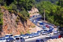 Muğla'da Araç Sayısı Yüzde 4,6 Artarak 535 Bin 8 Oldu