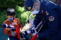 Muğla'da Jandarma'dan Çocuklara 23 Nisan Hediyesi