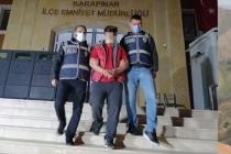 Muğla'daki Hırsızlık Şüphelisi Konya'da Yakalandı