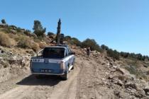 Bodrum'da Arkeolojik Sit Alanında Yapılan Yol Açma Çalışması Durduruldu