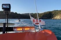 Fethiye'de Denizde Sürüklenen Teknedeki 4 Kişi Kurtarıldı