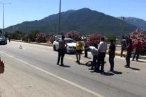 Fethiye'de Otomobilin Çarptığı Yaya Hayatını Kaybetti