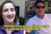 Fethiye'de Yasak Aşk Yaşayan İkilinin Şüpheli Ölümü!