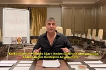 Kardeşi Atilla Peker'in Gözaltına Alınmasına Sedat Peker Tepki Gösterdi!
