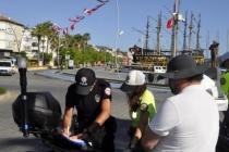 Marmaris'te Bayram Denetimlerinde 1 Günde 55 Bin Lira Ceza Kesildi