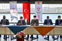 Muğla'da Vali Orhan Tavlı Başkanlığında Kadına Yönelik Şiddetin Önlenmesi Eylem Planı Toplantısı