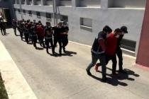 """Muğla Dahil 8 İlde Düzenlenen """"Sahil Rüzgarı"""" Operasyonunda 4 Tutuklama"""