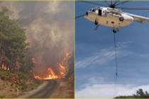 Ortaca'nın Gökbel Mevkiinde Çıkan Orman Yangını 2 Hektar Alana Zarar Verdi