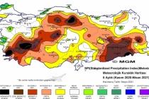 Son 6 Aylık Kuraklık Haritası Korkuttu! Muğla'da Krizle Karşı Karşıya