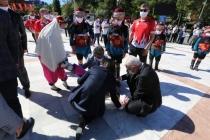 Törende Rahatsızlanan Çocuklara İlk Müdahale Doktor Başkandan