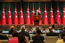 """Cumhurbaşkanı Erdoğan: """"1 Temmuz İtibarıyla Sokağa Çıkma Kısıtlamalarını Tümüyle Kaldırıyoruz"""""""