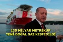 Cumhurbaşkanı Erdoğan'ın Doğal Gaz Müjdesi Büyük Ses Getirdi