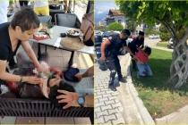 Fethiye'de Bir Şahıs Tartıştığı Kişiyi Defalarca Bıçaklayarak Ağır Yaraladı