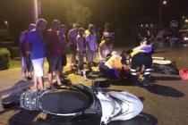 Fethiye'de İki Motosiklet Çarpıştığı Kazada 4 Kişi Yaralandı