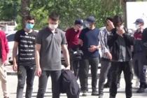 Fethiye'de Yurt dışına Çıkmaya Çalışan 112 Düzensiz Göçmen Yakalandı